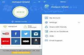 Hotspot Shield VPN Elite 5