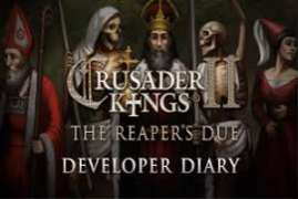 Crusader Kings II: The Reapers Due